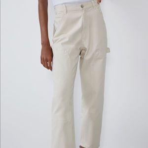 NWT Zara cargo pants